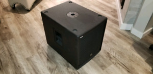 PS15S Yorkville Powered Subwoofer