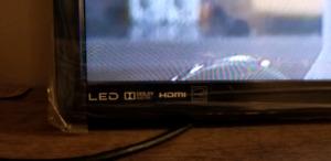 "Sanyo 42"" inch led tv 1080p hdtv"