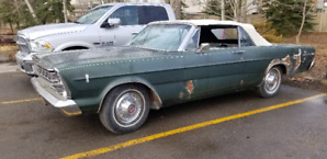 1966 Galaxie convertible