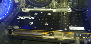 XFX R9 390 Graphics card Pristine Condition | Components | Gumtree
