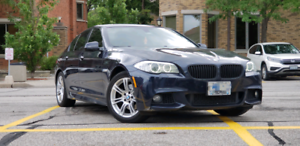 2013 BMW 528 x-drive - M Package