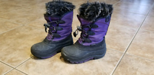 Kamik girls boots