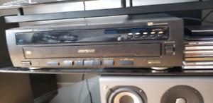 Marantz 5 disc CD player