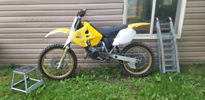 Suzuki Rm 125 | New & Used Motorcycles for Sale in Ontario