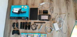 Wii U Deluxe Set 32GB with 7 Games (The Legend of Zelda: BotW)
