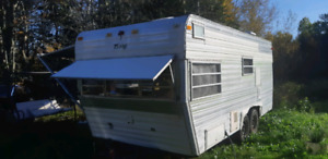 1975 Terry Travel Trailer