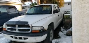 2004 Dodge Dakota Quad cab.