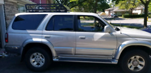 1997 TOYOTA 4RUNNER. LIMITED EDITION.