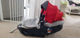 Travel system, Jane Matrix Light, car seat, pushchair, stroller