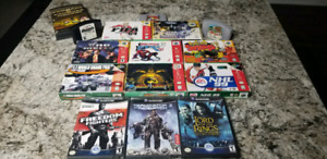 Nintendo 64, gamecube games 90% boxed and have manuals