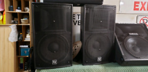 Electro voice passive pa speakers