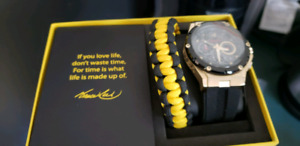 Special Edition Bruce Lee Meister Watch