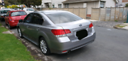 Subaru liberty 2010(auto) with rego and rwc Algester Brisbane South West Preview