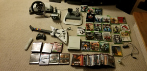 Xbox 360 , 120 GB and lots of peripherals for sale