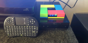 Android box and remote