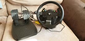 Steering wheel and - Gumtree