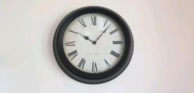 Big Wall clock from dunelm