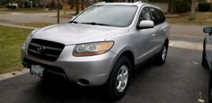 2008 Hyundai Santa Fe 2.7 L
