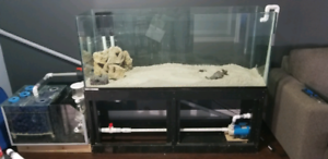 110 tank and stand