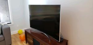 """TV Samsung 65"""" Curver"""