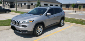 Jeep Cherokee 2014 Limited Fully Loaded