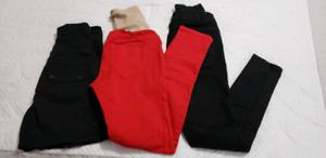 Small maternity pants and short