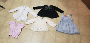 3 years Girl's lot $10