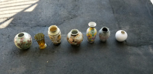 Chinese vases excellent condition