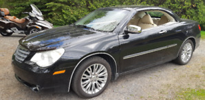 CHRYSLER SEBRING LTS (LTEE)  2008-DECAPOTABLE TOIT DUR