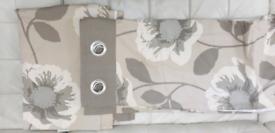 3 pairs of curtains, £10 each pair