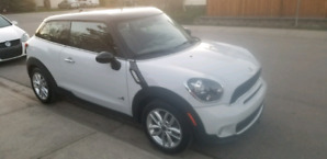 2013 Mini Cooper S Paceman AWD Excellent!