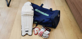 Cricket Bag and accessories