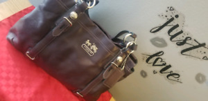 Authentic Coach Carryall