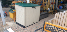 Keter Store-It-Out Max Weather Resistant Shed