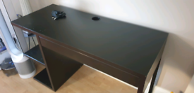 Micke IKEA desk table