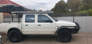 4x4 2.5L Turbo Diesel Ford Courier