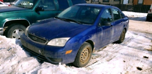 2006 Ford Focus ZX4 MOVING SALE
