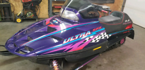 1997 Polaris indy ultra