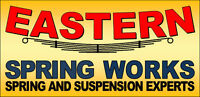 Eastern Spring Works-Licensed AutomotiveMechanic on Duty