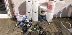 Marine aquarium equipment