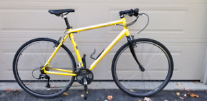 Eclipse Hybrid Road bike - Large frame