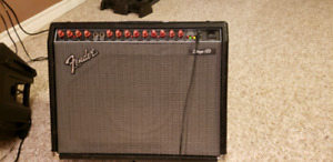 Vintage Fender STAGE 185 150 WATTS