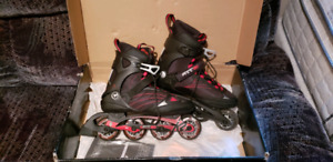 K2 FIT80 Rollerblades - *Lightly Used* SIZE 10