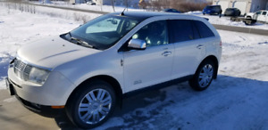 Lincoln MKX 2008 AWD fully loaded