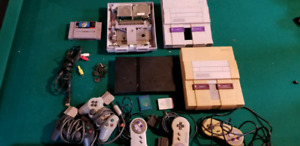 Random Lot of Systems/Accessories/Games -- $40