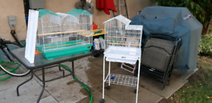 Two Bird Cage for Sale ....