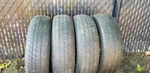 4x 175 65 15 Dunlop SP31
