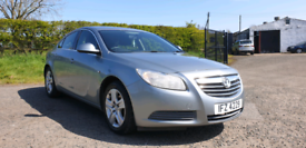 2011 VAUXHALL INSIGINIA 1.8 PETROL EXCLUSIVE MOTED TO APRIL 2022