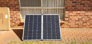 300w Solar portable solar panel with controller