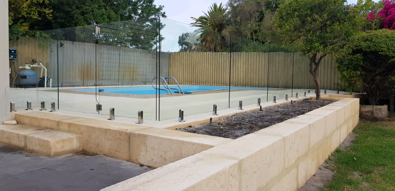Supply Install Of Premium Glass Fencing Fencing Gates Gumtree Australia Perth City Area Perth 1073634680